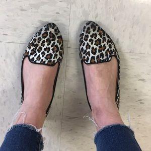 Forever 21 leopard print flats